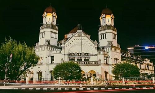 Tempat wisata Semarang - Lawang Sewu