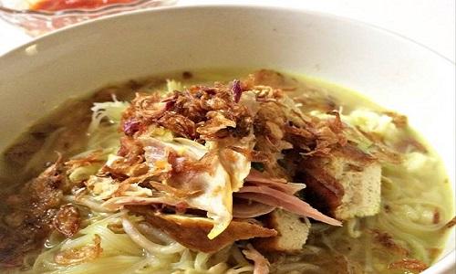 Tempat Wisata Kuliner Magelang - Nasi Lesah