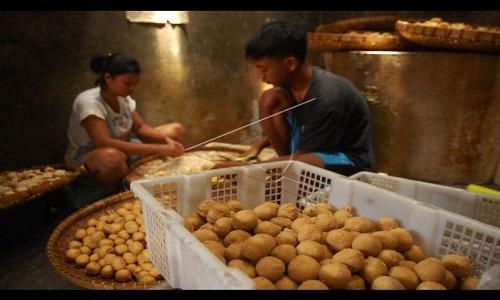 Tempat Wisata Kuliner Magelang - Keripik Tahu