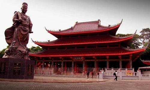 Tempat wisata Semarang - Klenteng Sam Poo Kong