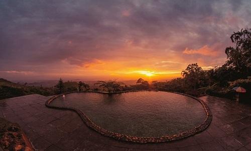 Tempat wisata Semarang - Umbul Sidomukti
