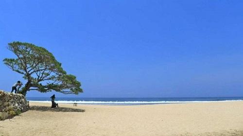 Pantai Terindah di Jogja - Pantai Pok Tunggal