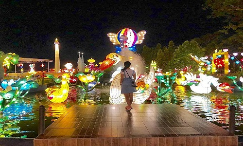 Tempat Wisata Malang - Batu Night Spectacular