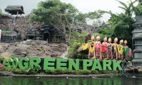 Tempat Wisata Malang - Eco Green Park Malang