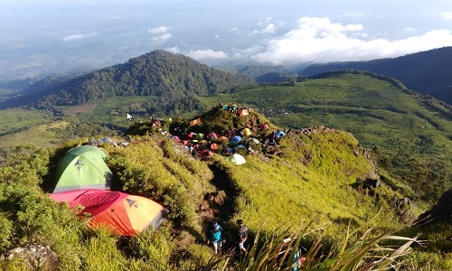 Tempat wisata Semarang - Gunung Ungaran