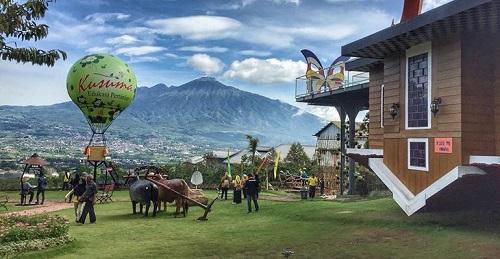 Tempat Wisata Malang - Kusuma Agrowisata