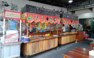 Tempat Wisata Kuliner Magelang - Angkringan Mas Didot