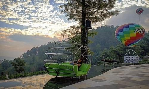 Tempat wisata Semarang - Ayana Gedong Songo