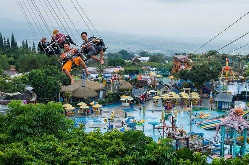 Tempat Wisata Malang - Jatim Park 1