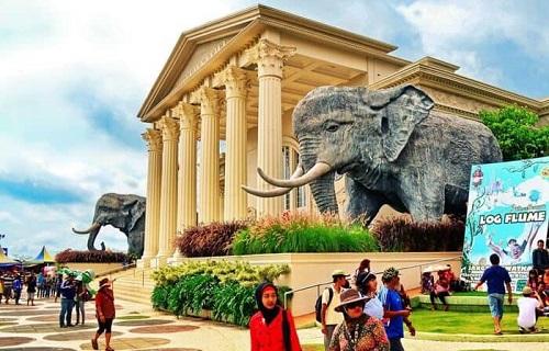 Tempat Wisata Malang - Jatim Park 2