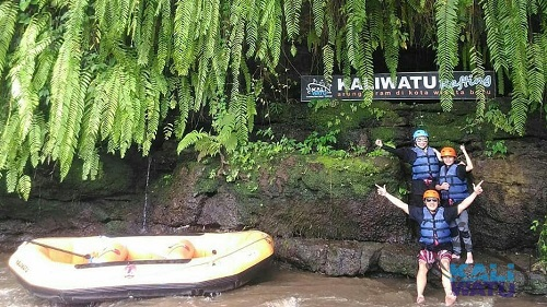 Tempat Wisata Malang - Kaliwatu Rafting