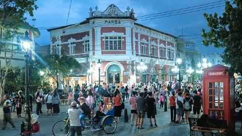 Tempat wisata Semarang - Kota Lama