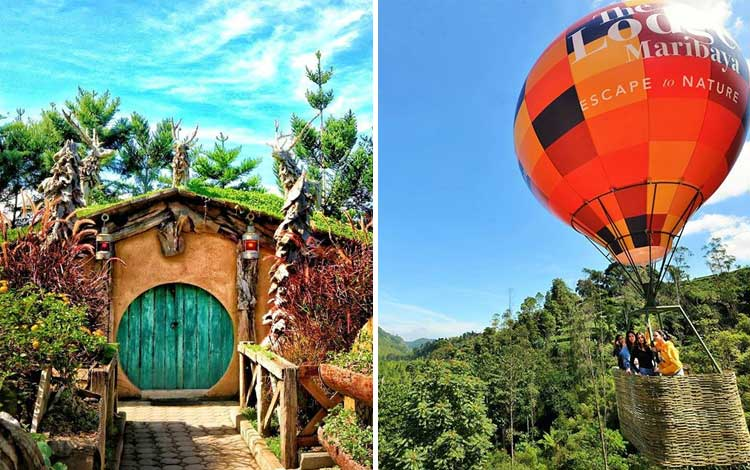 Tempat wisata terbaik di Lembang, Bandung