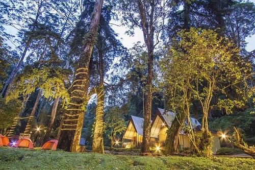 Tempat wisata pedunungan di Jawa