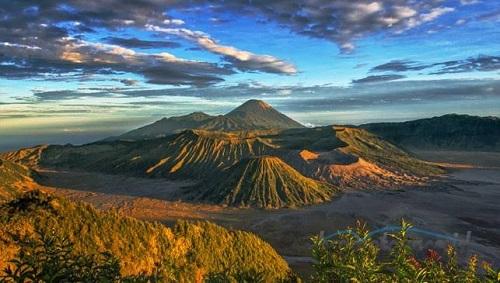 Tempat wisata pegunungan Jawa