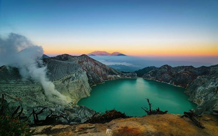 Tempat wisata Indonesia terpopuler