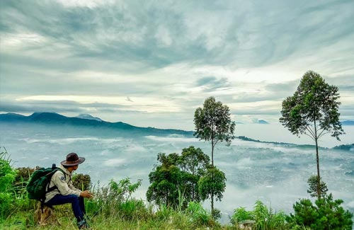 Tempat wisata pegunungan di Jawa