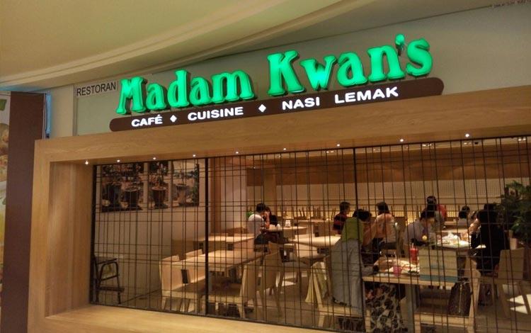 Tempat makan enak di Malaysia