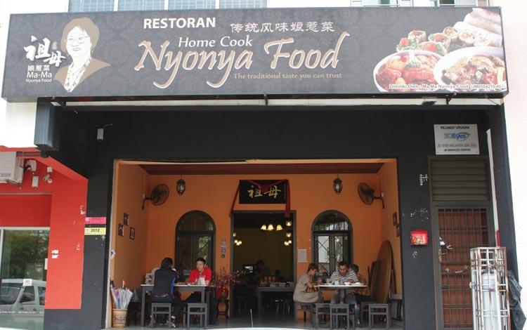 Tempat makan di Malaysia