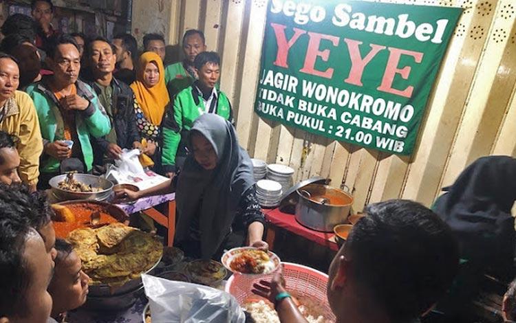 Tempat wisata kuliner Surabaya