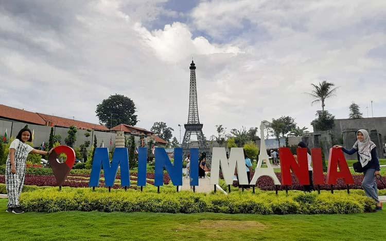 Tempat wisata yang lagi hits di Purwokerto