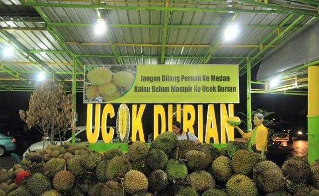 Tempat beli oleh oleh khas Medan