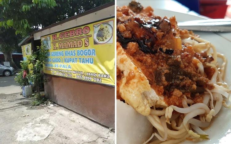 Tempat makan murah Bogor