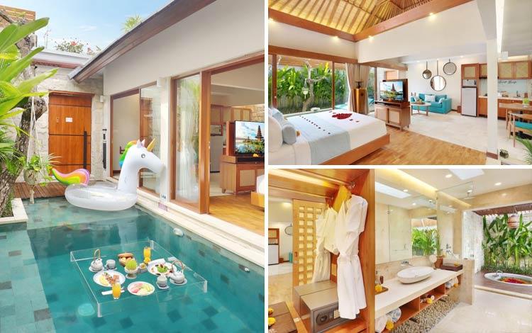 Villa di Seminyak Bali terbaik