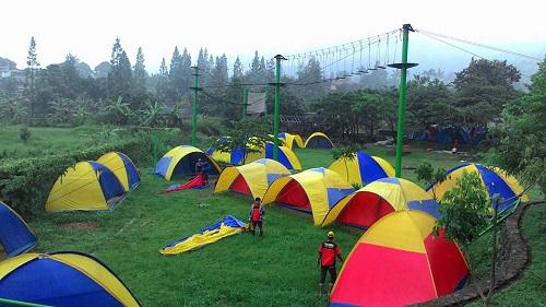 Tempat camping dan Outbond di Bogor