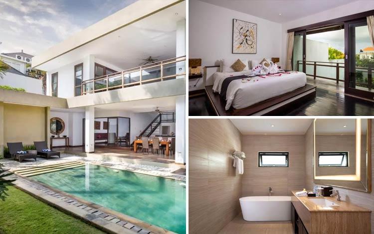 Villa di Seminyak Bali