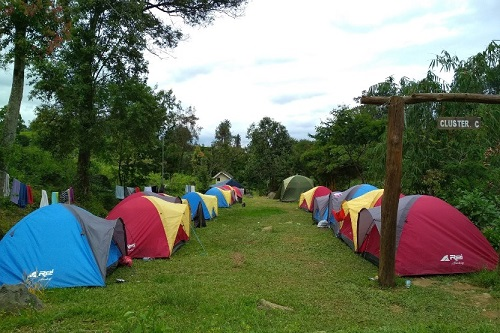 Lokasi Camping di Bogor