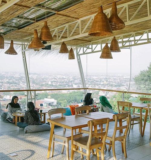 Tempat nongkrong di Semarang