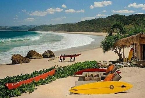 Objek wisata di Pulau Sumba