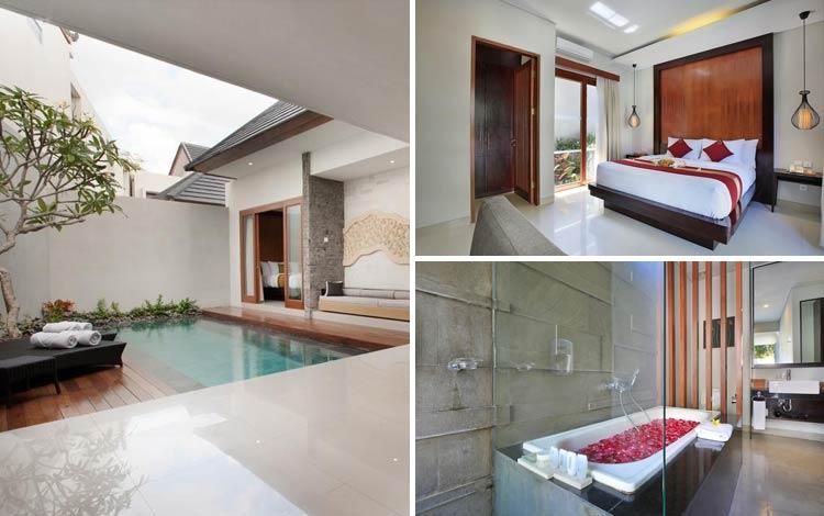 Villa terbaik di Seminyak Bali